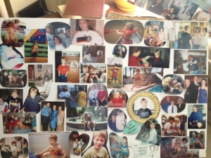 Photo collage 2 - Drey's Memorial
