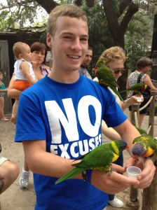 Busch Gardens Tampa May, 2012